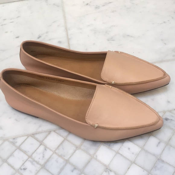 53dbe47f9b2 ⭐️SALE⭐ J.crew Factory Edie leather loafers